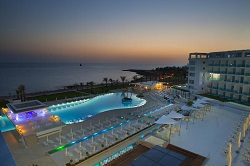 King evelthon 5* pool and sea view