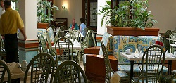 Cafe Paradiso at Aloe hotel 4*