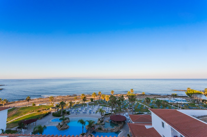 Sentido Cypria Bay 4*: beach, pool