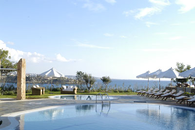 Coral Thalassa Boutique Hotel & Spa 5* - Bay view