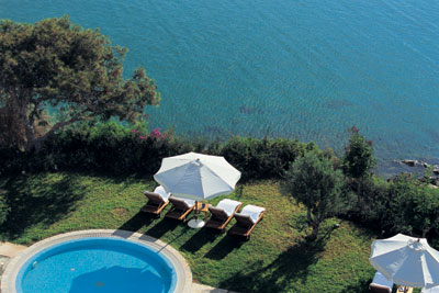 Coral Thalassa Boutique Hotel & Spa 5* - cliff view