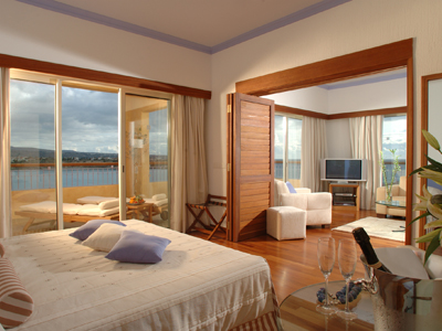 Coral Thalassa Boutique Hotel & Spa 5* - Corner superior suite