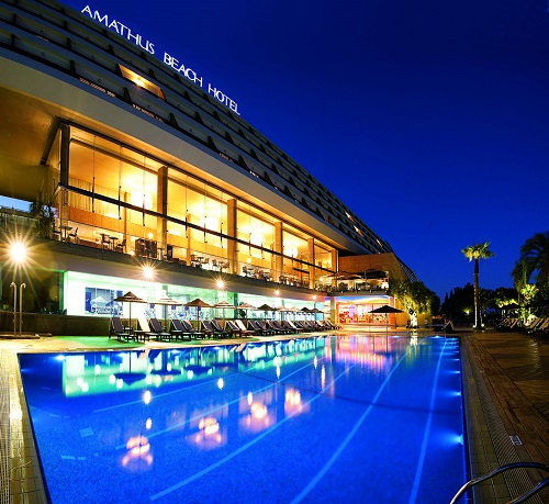 AMATHUS BEACH HOTEL 5*