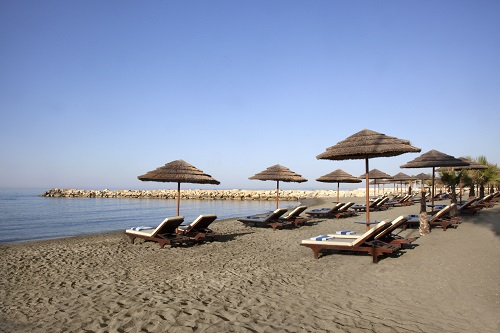 AMATHUS BEACH HOTEL 5* - beach