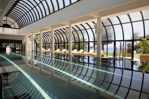 AMATHUS BEACH HOTEL 5* - indoor pool