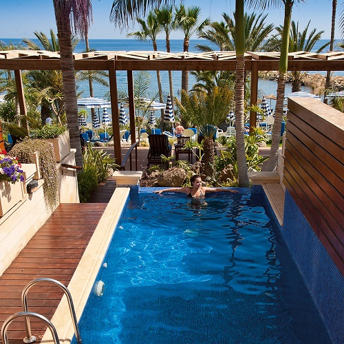 AMATHUS BEACH HOTEL 5* - Junior Suite with private pool