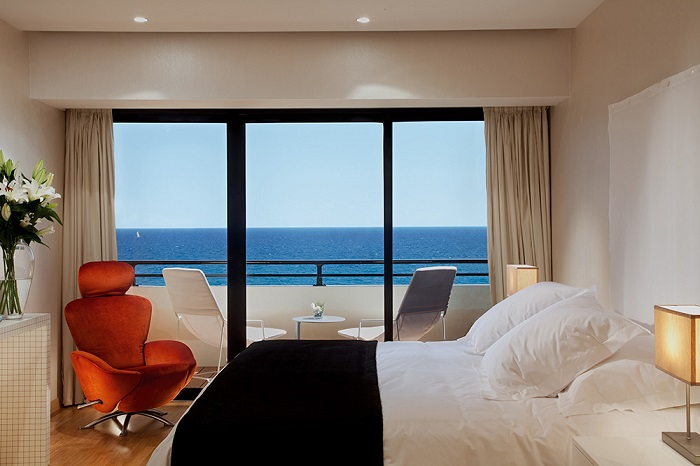 AMATHUS BEACH HOTEL 5* - Presidential Suite bedroom