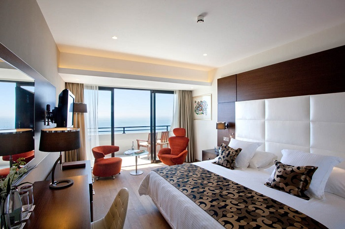AMATHUS BEACH HOTEL 5* - Superior Sea view