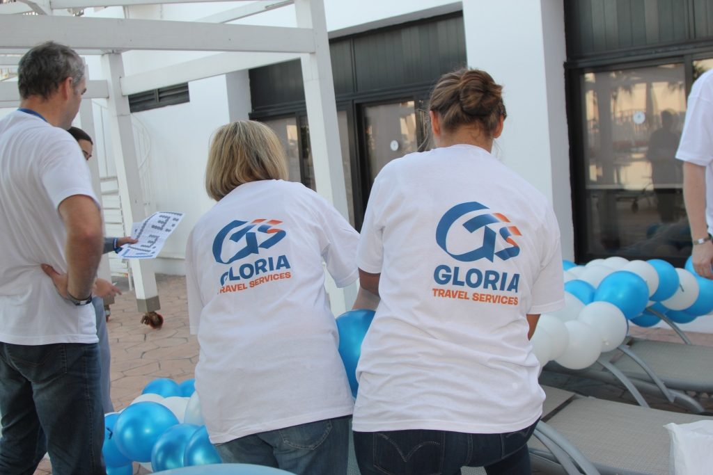 Cyprus, teambuilding, Gloria Travel Services instructors