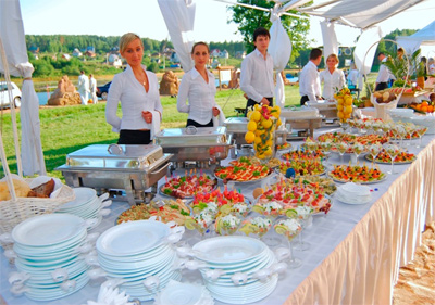 Catering in Cyprus