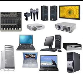 Conference equipment rental in Cyprus