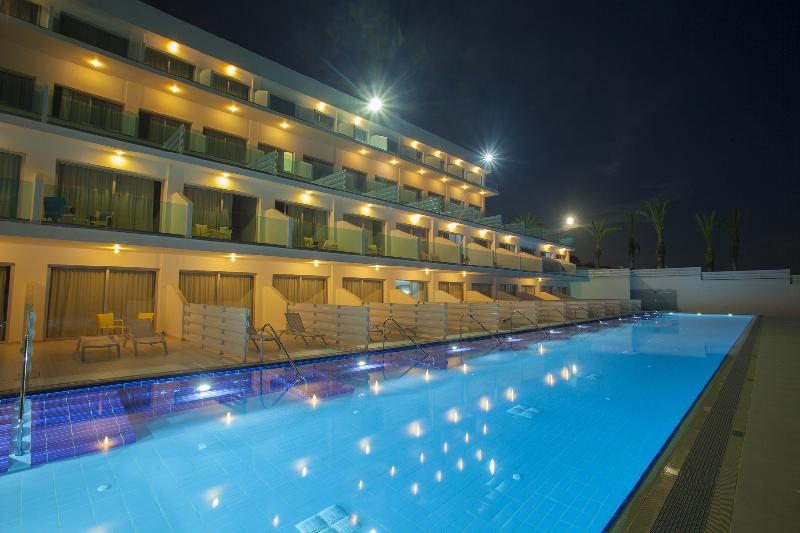 KING EVELTHON BEACH HOTEL 5* - Swim up room Front Sea view
