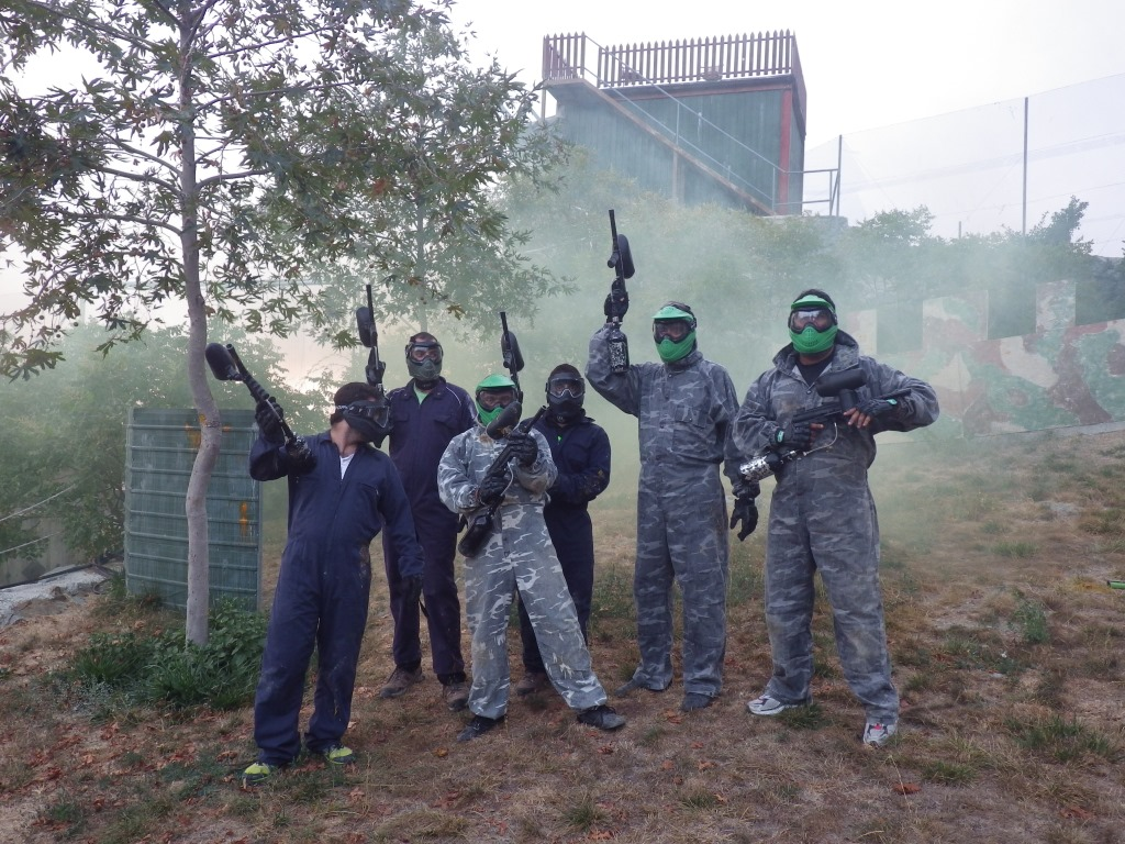 paintball in Cyprus