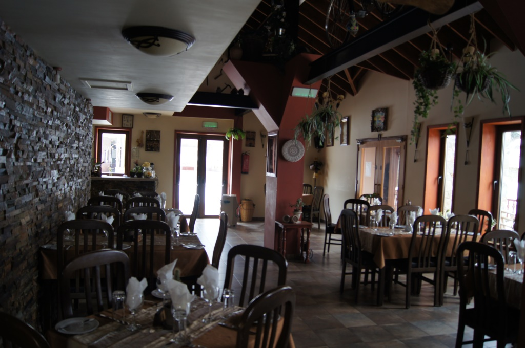 restaurant in Trodos mountain, available for corporate events