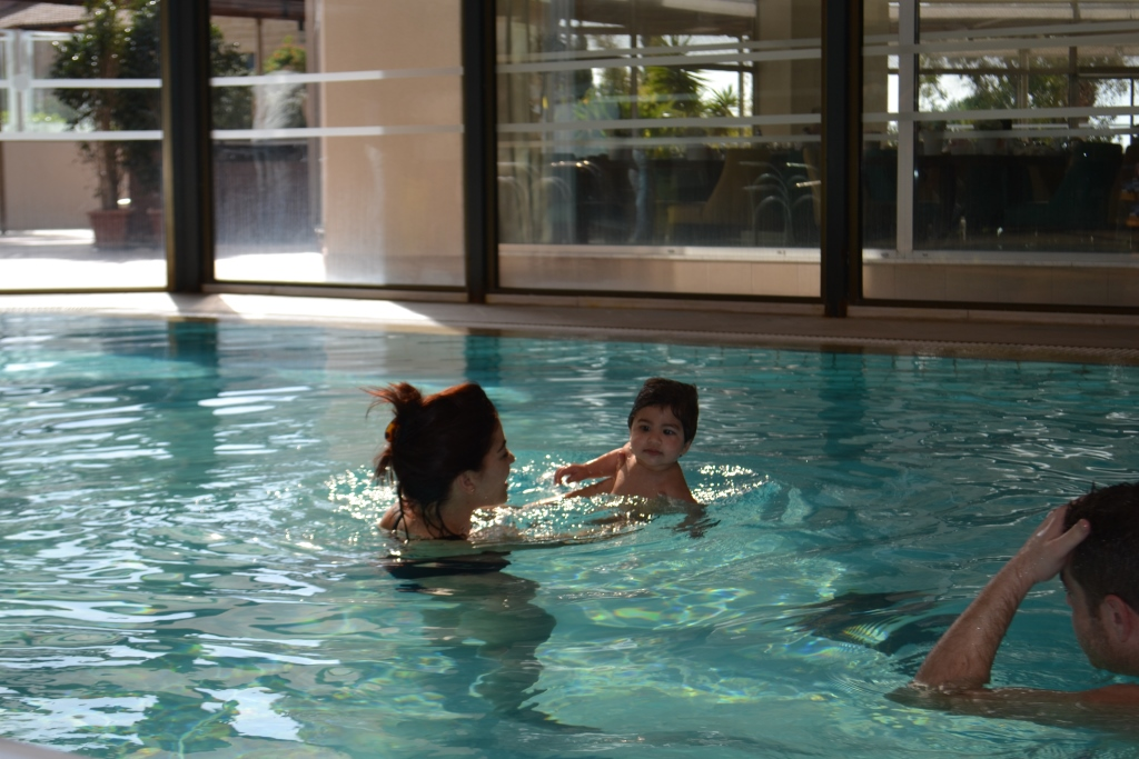swimming lessons for infants in Cyprus