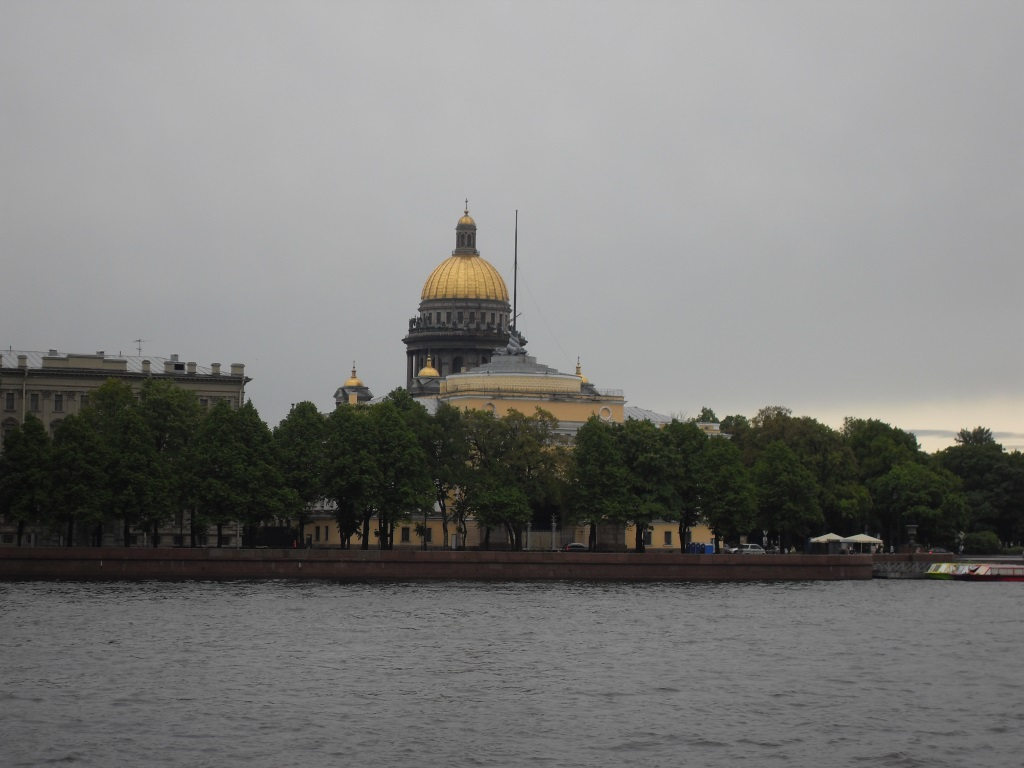 tour to St.Petersburg from Cyprus