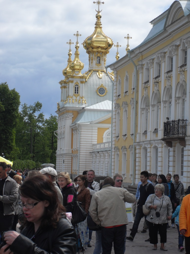 Visit Russia from Cyprus, golden ring tour