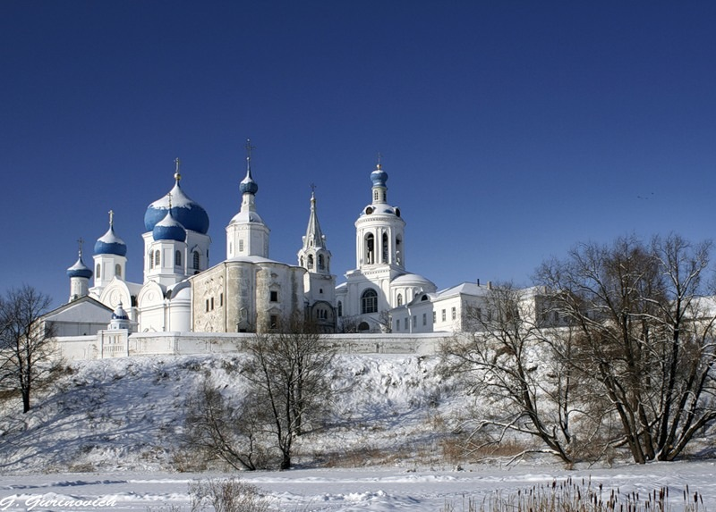 suzdal, one of the best Russian places to visit