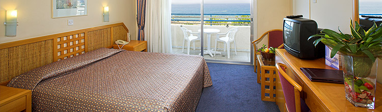 Aloe hotel 4* - Sea view room