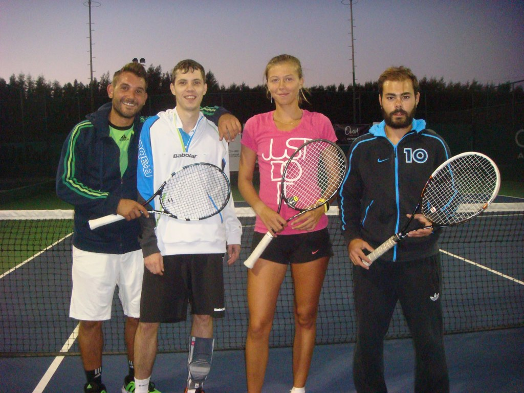 tennis tournament in Limassol