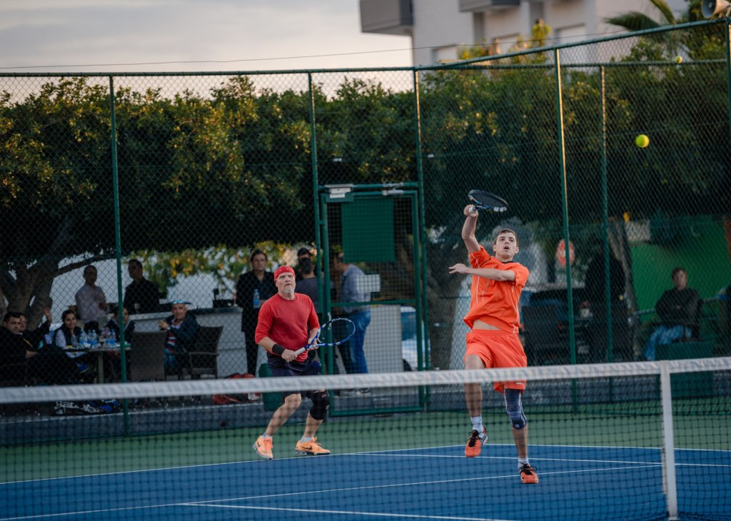 Limassol tennis tournament