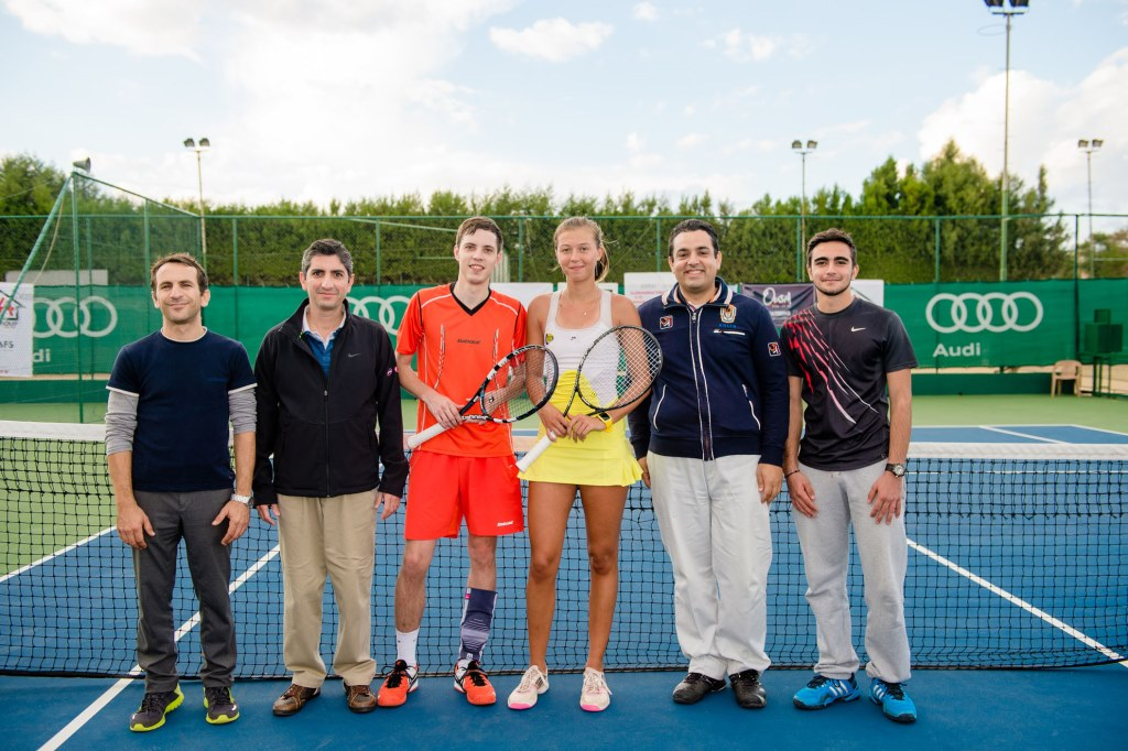 winners, tennis in Cyprus