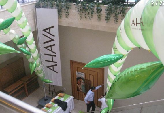 corporate events, balloons decorations